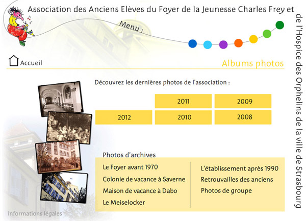 Site de l'association des anciens de Charles Frey