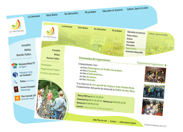 Site de la Wantzenau (2007-2012)